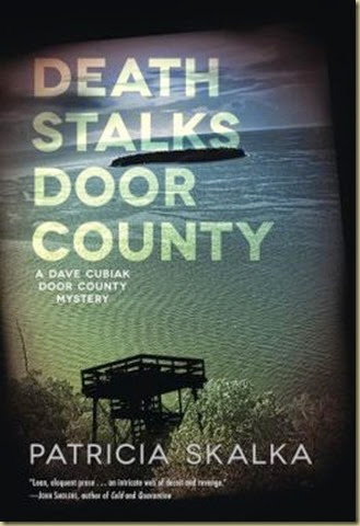 Death Stalks Door County cover