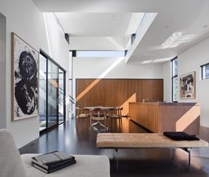 cocina-moderna-Jigsaw-Residence-arquitecto-David-Jameson