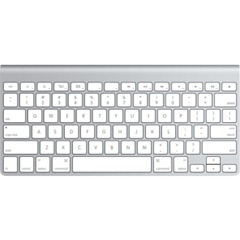 Apple Wireless Keyboard ($ 69 or R$ 229 today)
