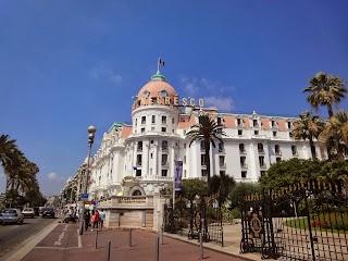 Hôtel Negresco à Nice