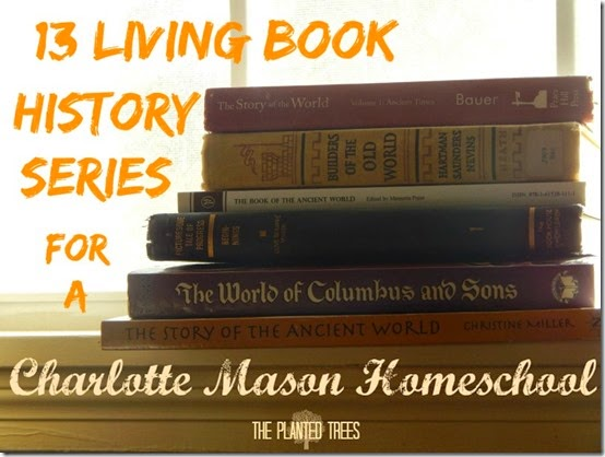 13 Living Book History Series for CM