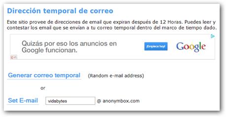 Anonymbox