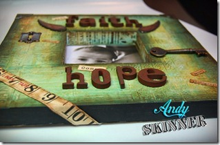 faith and hope frame andy skinner