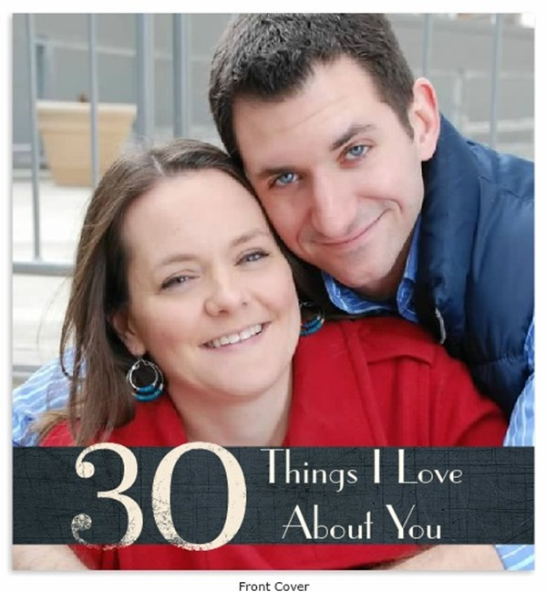 30 things i love about you