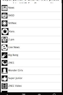 Kpop News- screenshot thumbnail