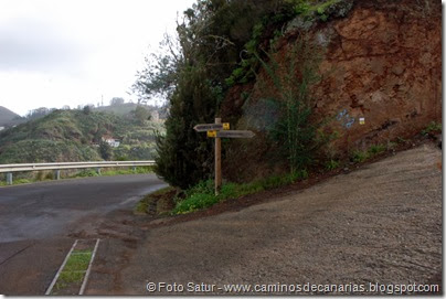 7346 La Laguna-Barranco Laurel(Carretera Zumacal)