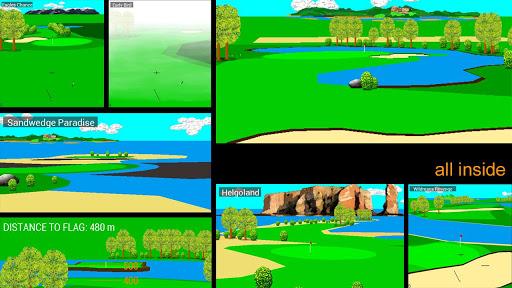 3D Golf 1988 Retro Full