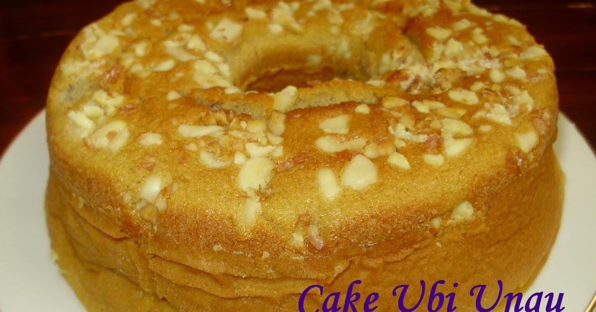 Resep Cake Kukus Ubi Ungu: Keluarga Kami: Cake Ubi Ungu