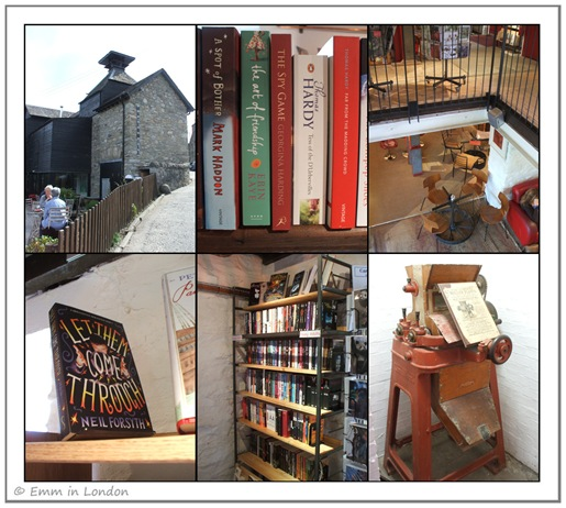 The Watermill Bookshop Aberfeldy Perthshire