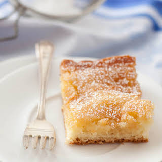 Gooey Butter Cake.