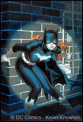 Batgirl_Kevin_Nowlan