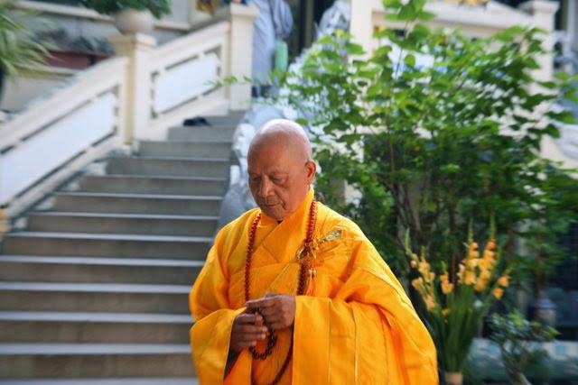 IMG 1692 Đại lễ Phật đản PL 2557 tại Tu viện Quảng Hương Già Lam