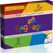 Kids Flag Page {Review & Giveaway}