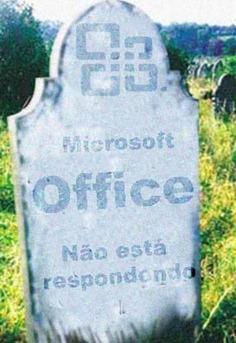 Morte do Office