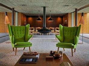 diseño-de-sillones-verdes