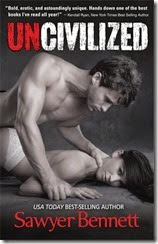 uncivilized new cover