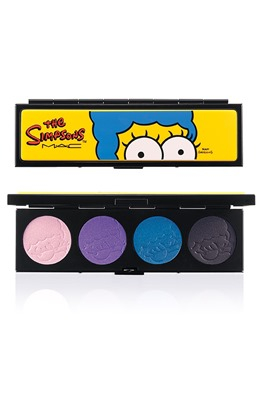 SIMPSONS-EYESHADOW QUAD-Marges Extra Ingredients-72