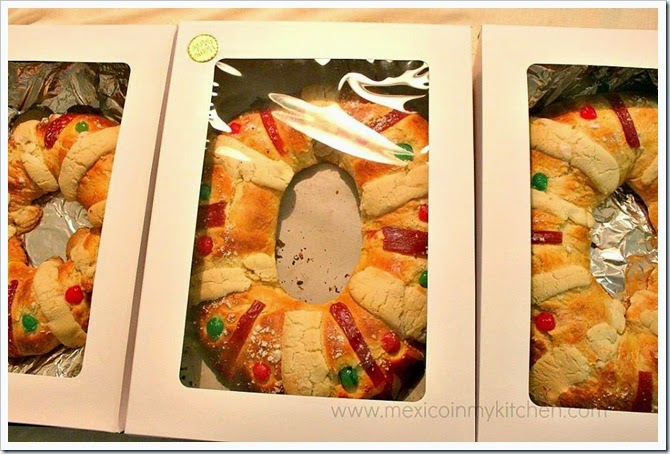 Roscas de Reyes