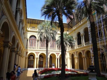 22. Patio - presedentia Argentinei din Buenos Aires.JPG