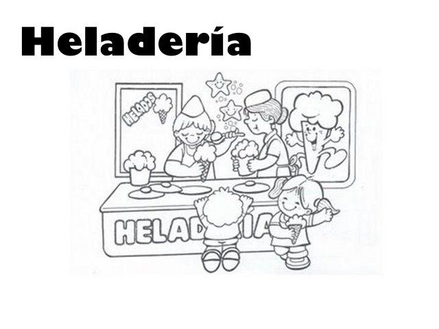 Dibujos Infantiles Para Colorear Con La Letra H