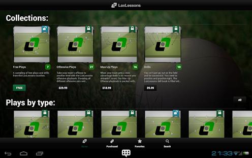LaxLessons - screenshot thumbnail