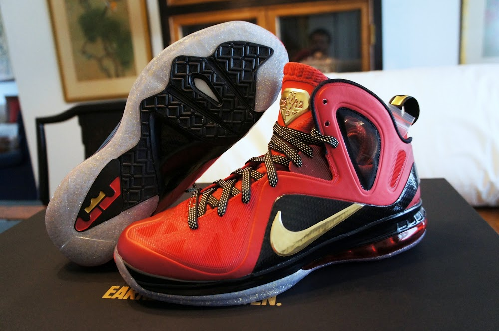 141a743f372 ... A Rare Look at the Nike LeBron 9 MVP Pack That8217s Not on eBay ...
