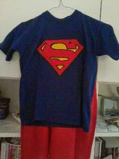 Maglietta  Superman