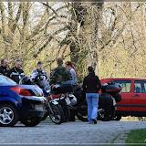Mopeten-Parkplatz