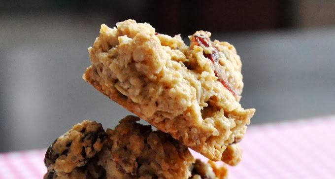 oatmeal cranberry orange pecan cookies 052