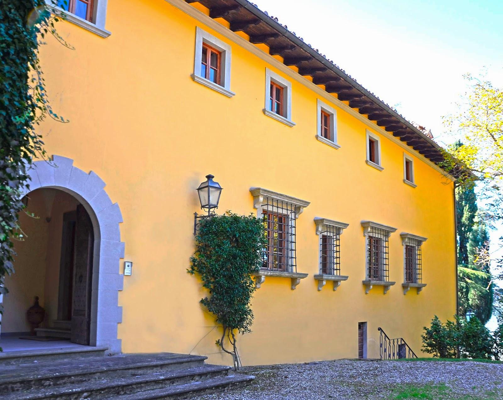 Villa Vicorati_Dicomano_1