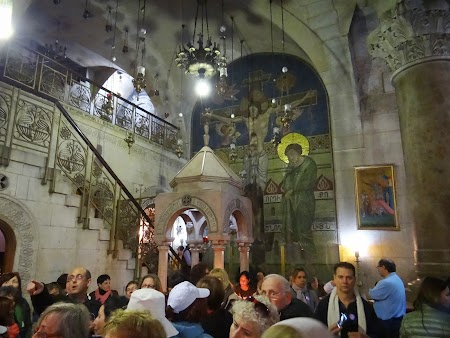 Obiective turistice Ierusalim: Capela armeneasca