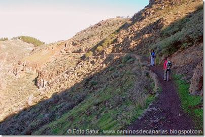 7015 Cruz Tejeda-Artenara-Guardaya(Monte Constantino)