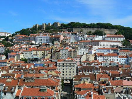 Obiective turistice Portugalia: Lisabona