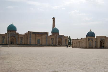 Imagini Uzbekistan: Tashkent - Khast Imom