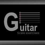 Guitar scale exercises