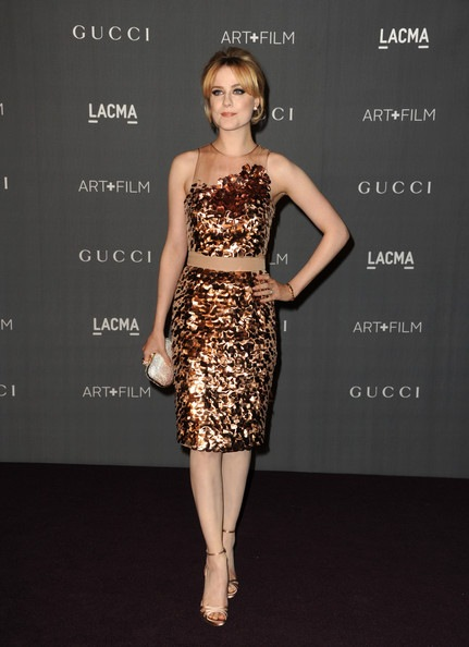 Evan Rachel Wood LACMA 2012 Art Film Gala