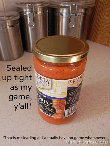 That lid is tight, yo