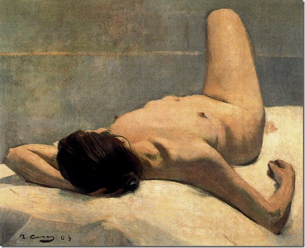 ramon casas i carbo_Desnudo