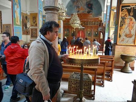 05. Biserica Sf. Gheorghe Madaba.JPG