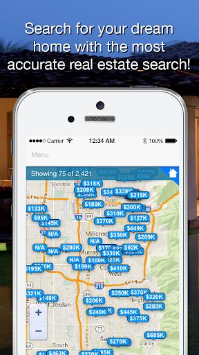 Utah Real Estate Search