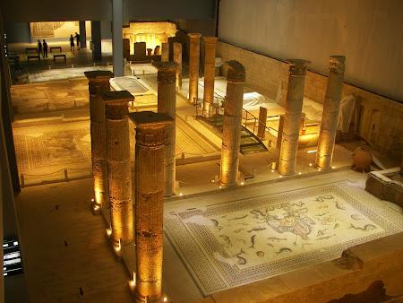 Imagini Anatolia: mozaicuri Gaziantep