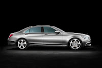 Mercedes-Benz S-Klasse, (W 222)