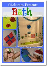 Gift Bath Collage