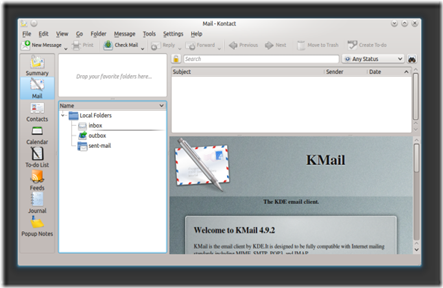 Universe: Best Email Client Software For Ubuntu,Linux