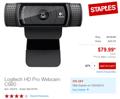 click for product page on Staples