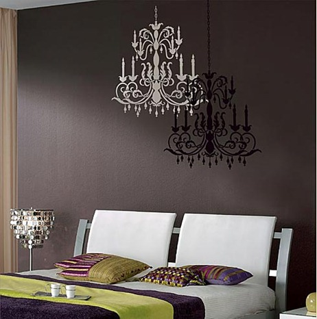 Chandelier_stencil_decal