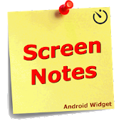 Screen Notes