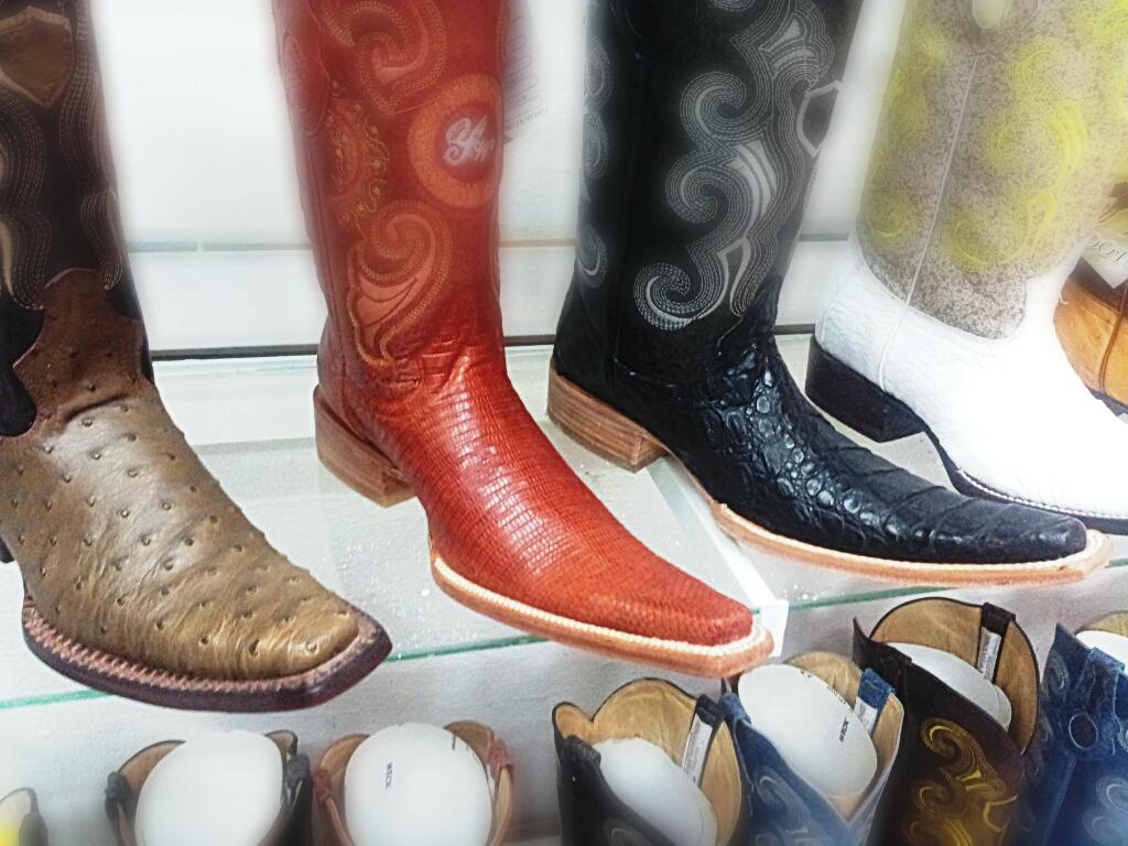 botas exoticas de armadillo 3b3e4cff70510