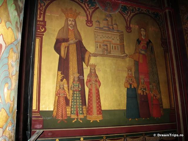 Mănăstirea Curtea de Argeș