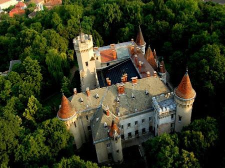 Obiective turistice Romania: Castelul Karolyi din Carei